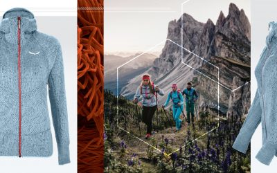 Salewa x Polartec – Sustainable Innovation in the Dolomites