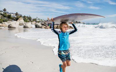 Reima UV Protective Wear Recycles PET Bottles