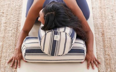 Add a calming relaxing influence to your life with Yogamatters' new Organic Stripe Collection