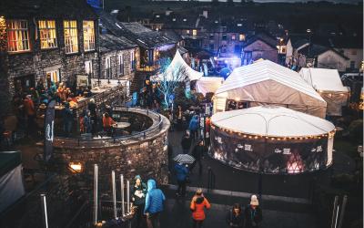 Kendal Mountain Festival: an update