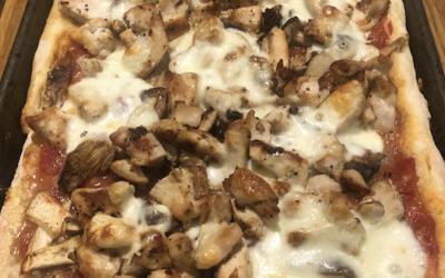 Abbie's Quick Pizza