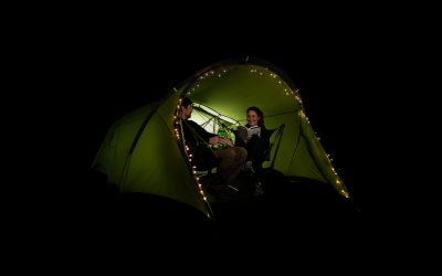 A tent porch could be the solution to your space problem