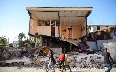 LifeStraw is providing safe water in Haiti